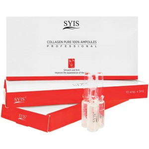 SYIS AMPUŁKI PURE COLLAGEN 100 % 10x3 ML