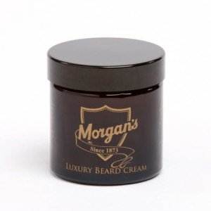 MORGAN'S  Luksusowy krem do brody i wąsów Luxury Beard and Moustache Cream 60ml